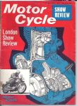 MOTORCYCLE - - MOTORCYCLE MAGAZINE - 26TH NOVEMBER 1964 - M1043